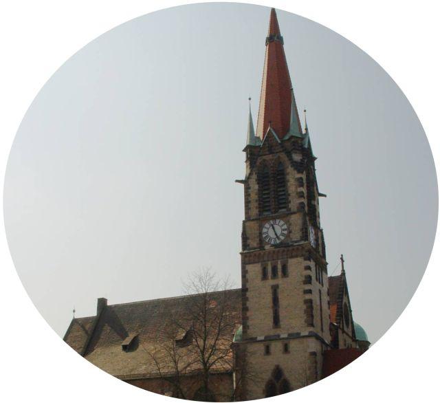 Dreieinigkeitskirche - Gostenhof