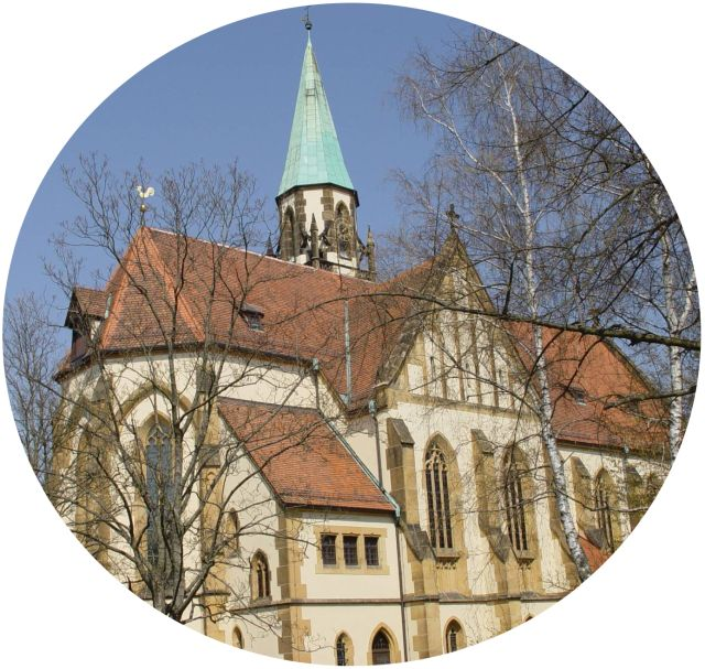 Heilig-Kreuz-Kirche - Röthenbach