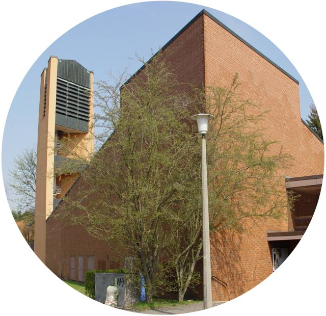 Himmelfahrtskirche - Buchenbühl