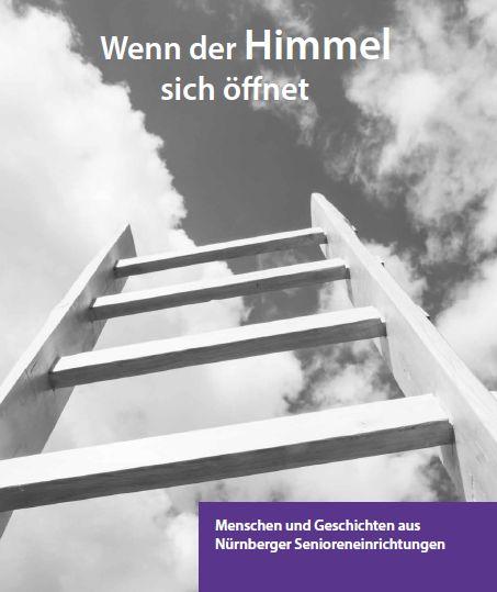 Katalog Cover Wenn der Himmel sich öffnet