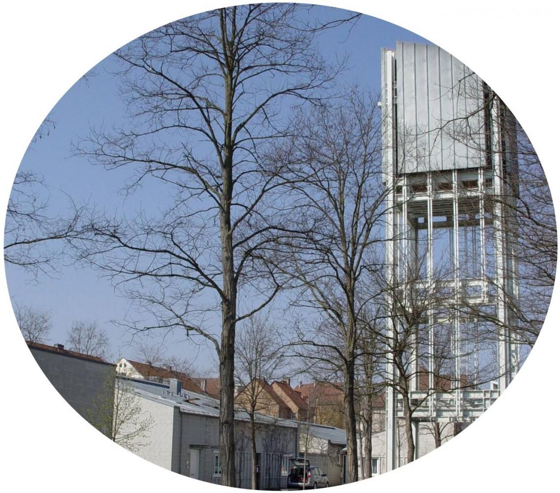 Martin-Niemöller-Kirche_Langwasser