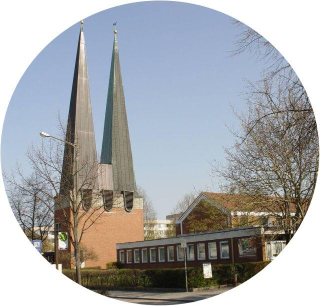 Paul-Gerhardt-Kirche - Langwasser