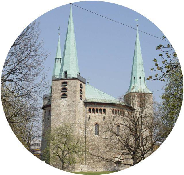 Reformations-Gedächtnis-Kirche - Maxfeld