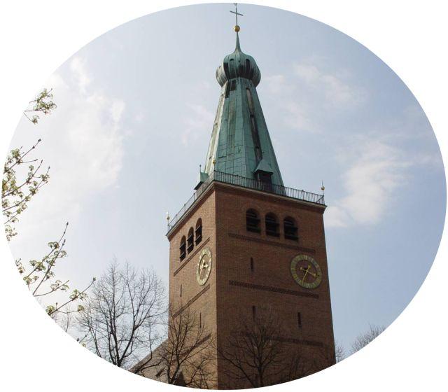 Friedenskirche - St. Johannis