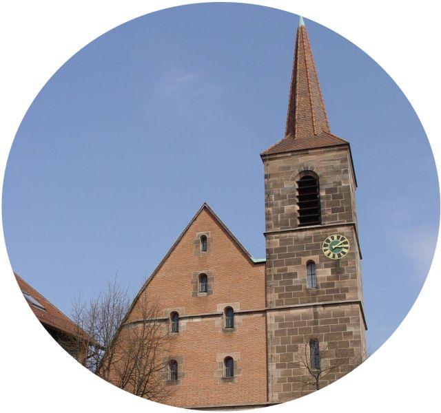 St. Bartholomäus - Wöhrd