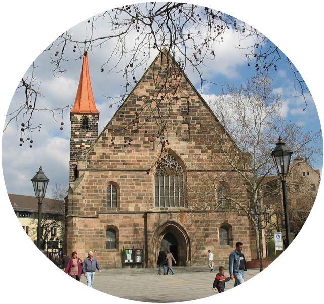 St. Jakob - Innenstadt