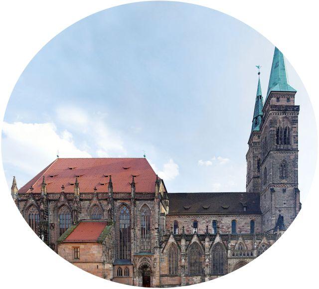 St. Sebald - Innenstadt