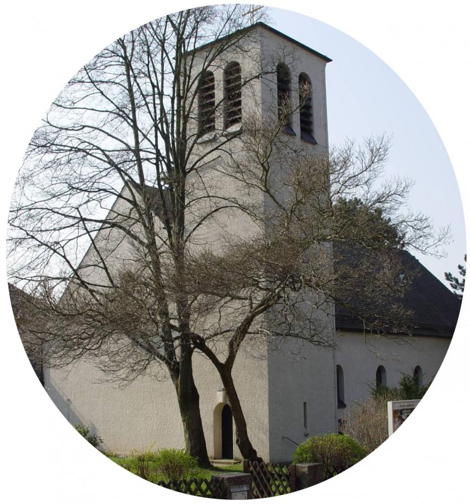 Stephanuskirche - Gebersdorf