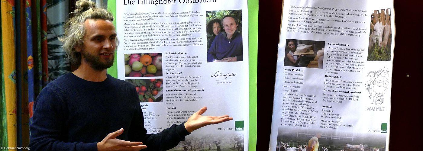 Solidarische Landwirtschaft - Infoabend in Altenfurt