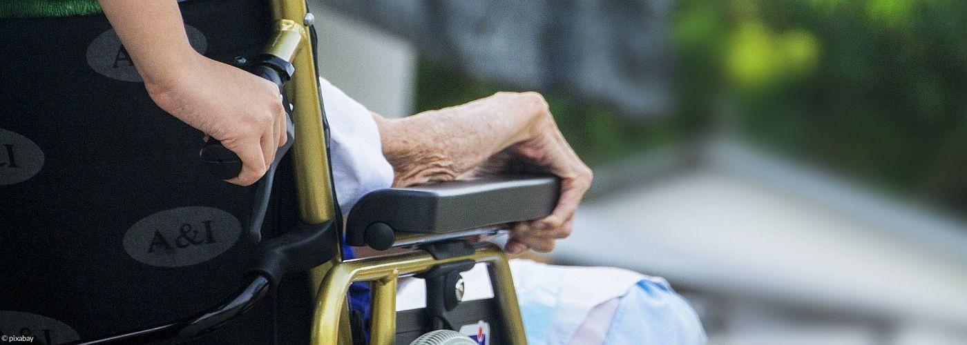 Corona in der Altenpflege