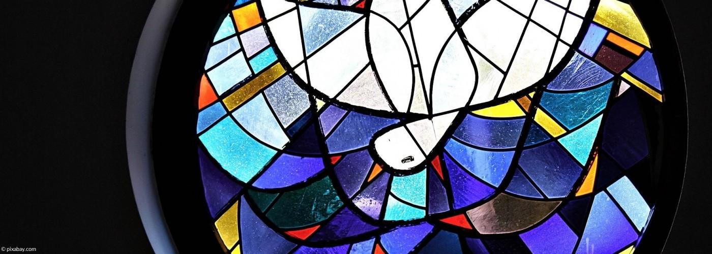 Heiliger Geist - Taube 3