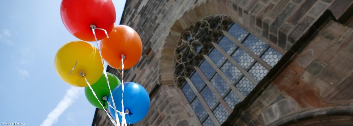 Luftballon-Bild